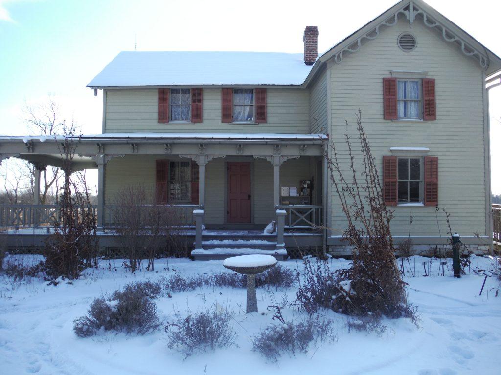 Open House @ Franzosenbusch Prairie House