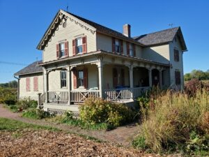 Weekly Open House @ The Historic Prairie House